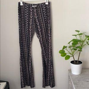 Boho Flare Pants